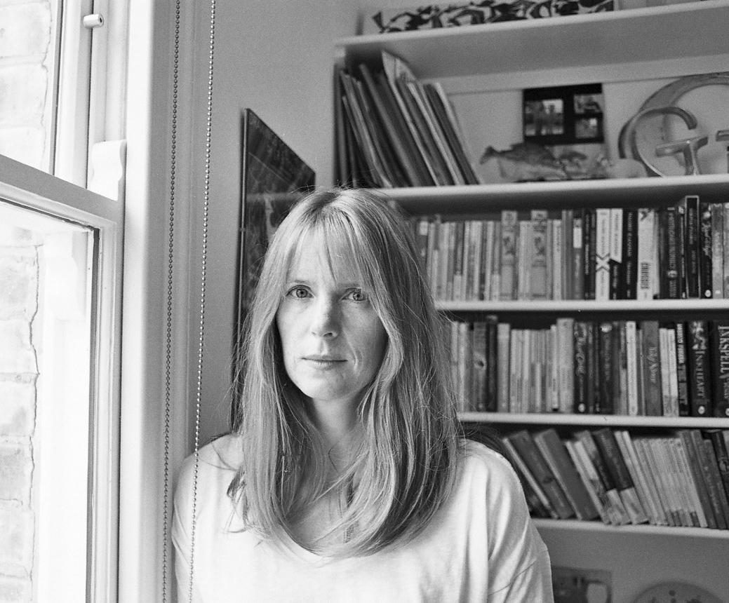 Kate Bingham Profile Photo